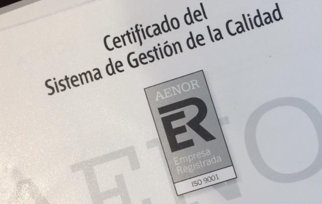MoraBanc renova les certificacions ISO de Qualitat i Medi Ambient