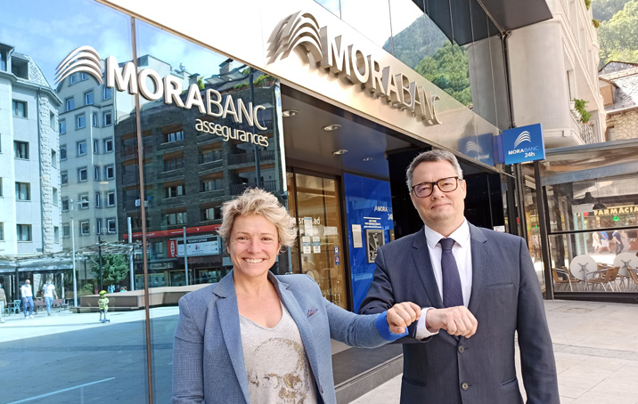 MoraBanc Assegurances col·labora amb l'Andorra Esport Clúster