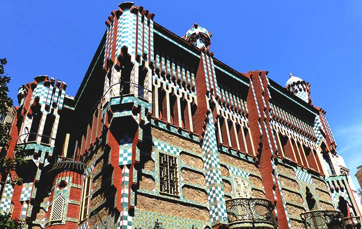 Five things you probably don't know about Casa Vicens