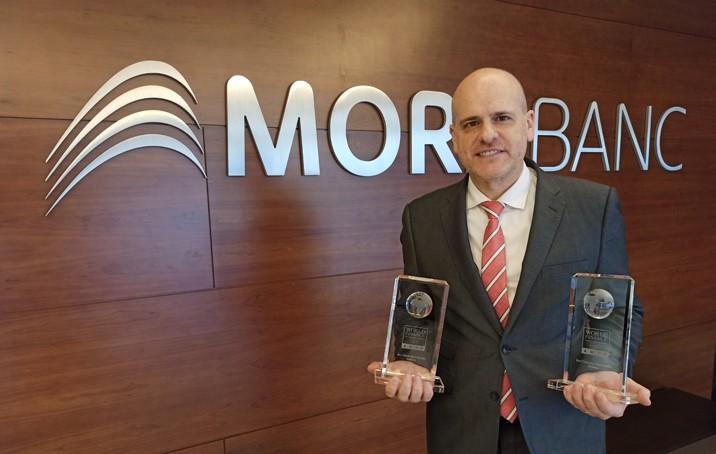 MoraBanc, mejor banco digital de Andorra según World Finance, por tercer año consecutivo