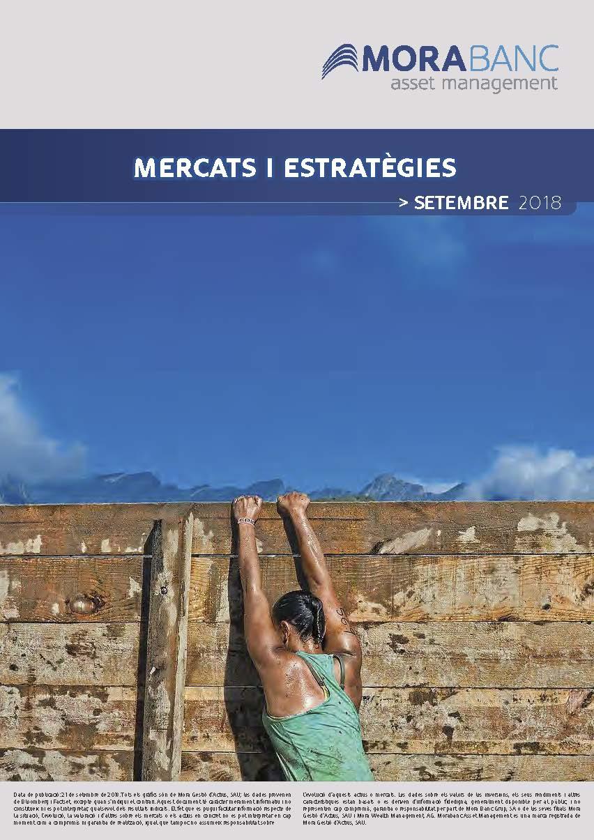 Mercats i Estratègies Setembre 2018