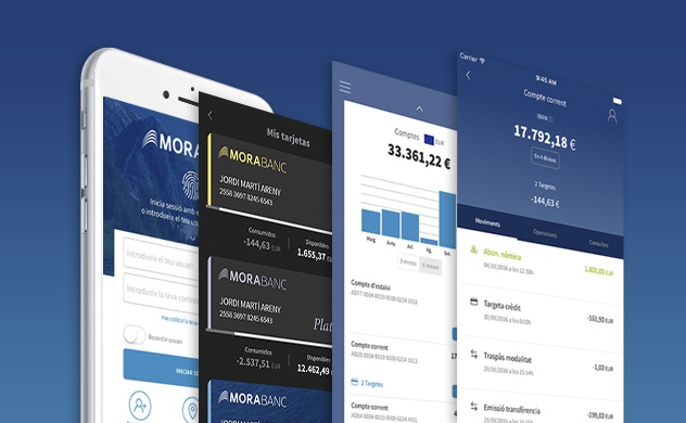 MoraBanc App: our new mobile bank