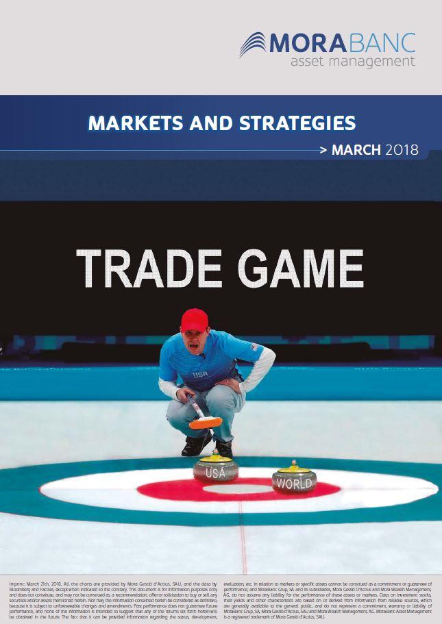 Mercados y Estrategias Marzo 2018