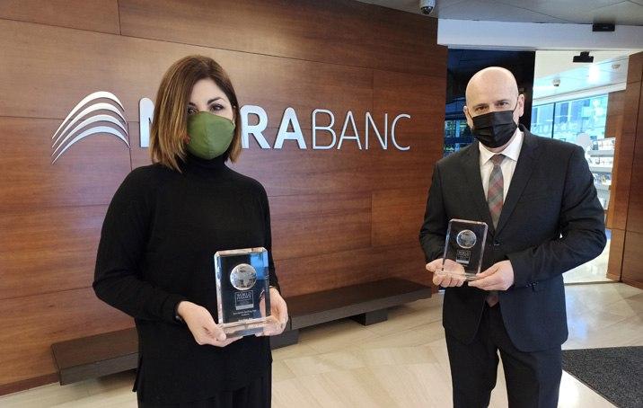 MoraBanc, millor banc digital d'Andorra per World Finance