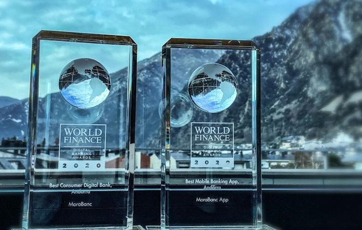 Once again, we have the best banking app and are the best digital bank in Andorra