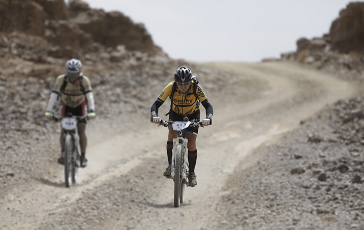 Interview with Ramon Aranda: an Andorran in the desert