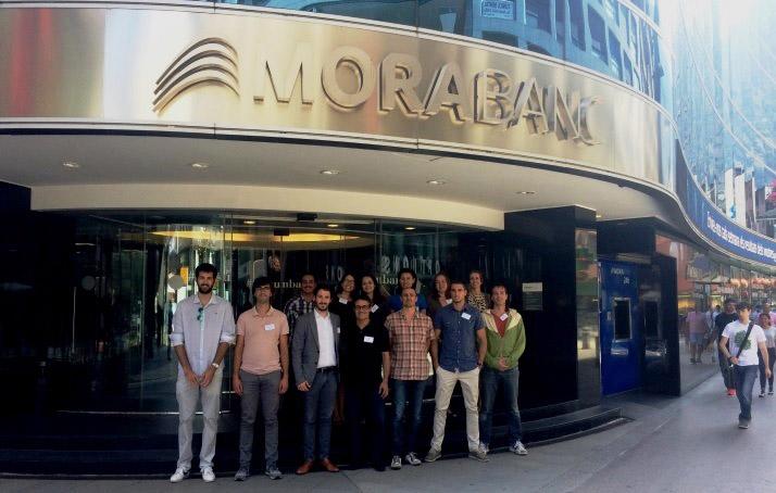 Quatre emprenedors inicien la segona fase del programa LAB Impact Andorra de MoraBanc i Ship2B