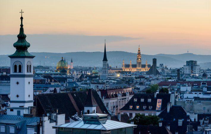 Faites une escapade à Vienne