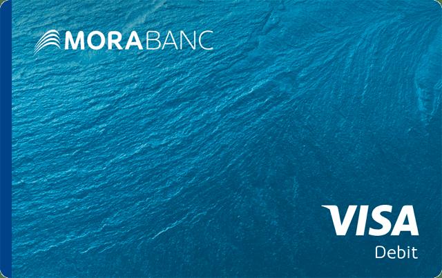 Visa MoraBanc Debit