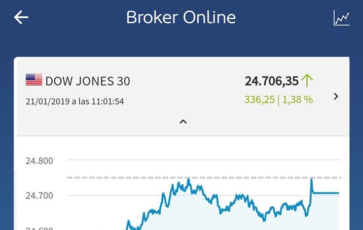 Nou Broker mòbil per a l'App de MoraBanc