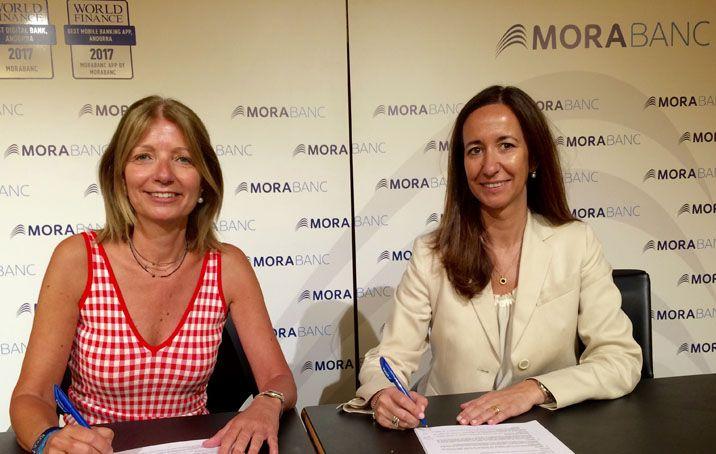 AUTEA s'incorpora al programa de la Targeta Solidària de MoraBanc