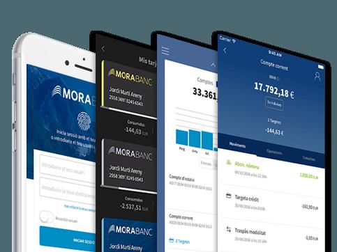 MoraBanc App
