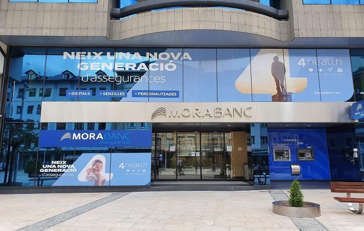 MoraBanc Assegurances estrena oficina i presenta 4Health