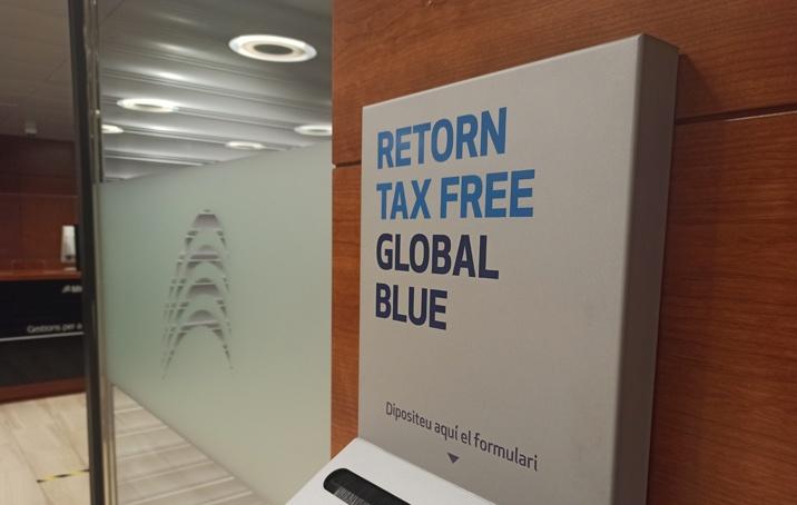 MoraBanc tramitarà el Tax Free a les seves oficines