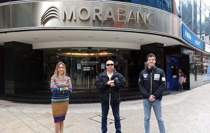 FADEA s'incorpora al programa de la Targeta Solidària de MoraBanc