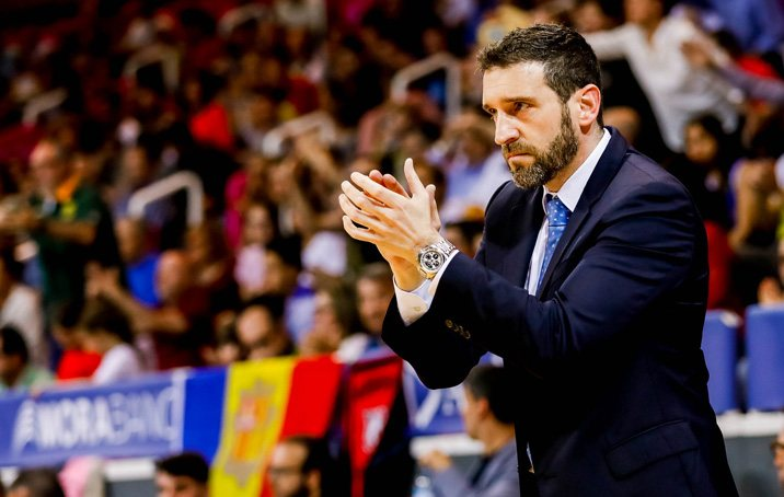 Management by Ibon Navarro, the MoraBanc Andorra coach