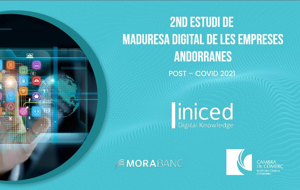 El 83% de les empreses d'Andorra segueixen en una fase inicial de transformació digital