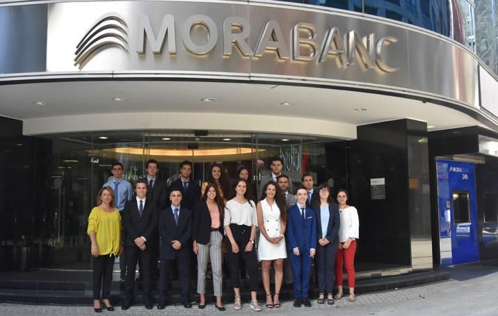 26 joves s'incorporen a l'equip de MoraBanc durant l'estiu
