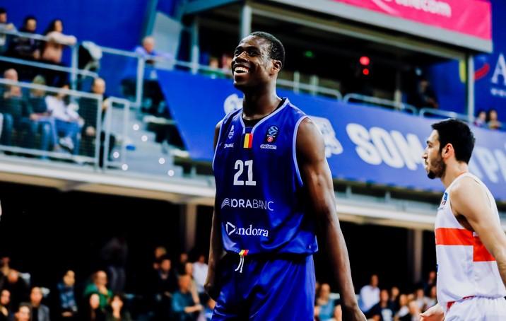Moussa Diagne, jugador més solvent de la primera volta per als aficionats – Sala de premsa