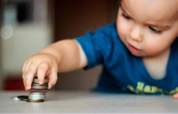 Los niños y el ahorro