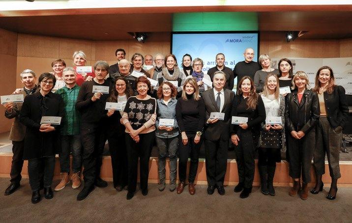 La Targeta Solidària de MoraBanc recapta 141.132€ destinats a 17 ONG's d'Andorra