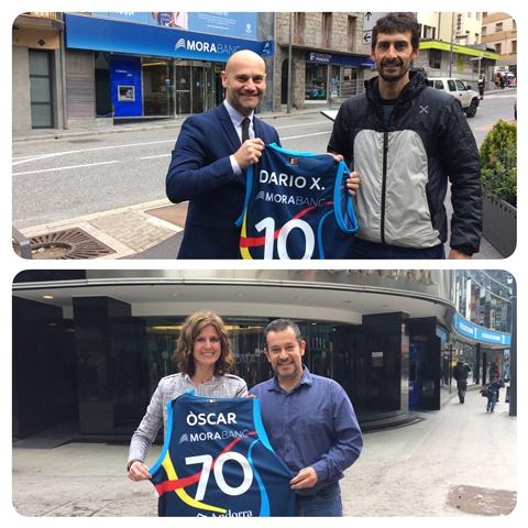 Darío Xabier Pérez i Òscar Fernández optaran als 100.000€ de la Cistella dels teus somnis