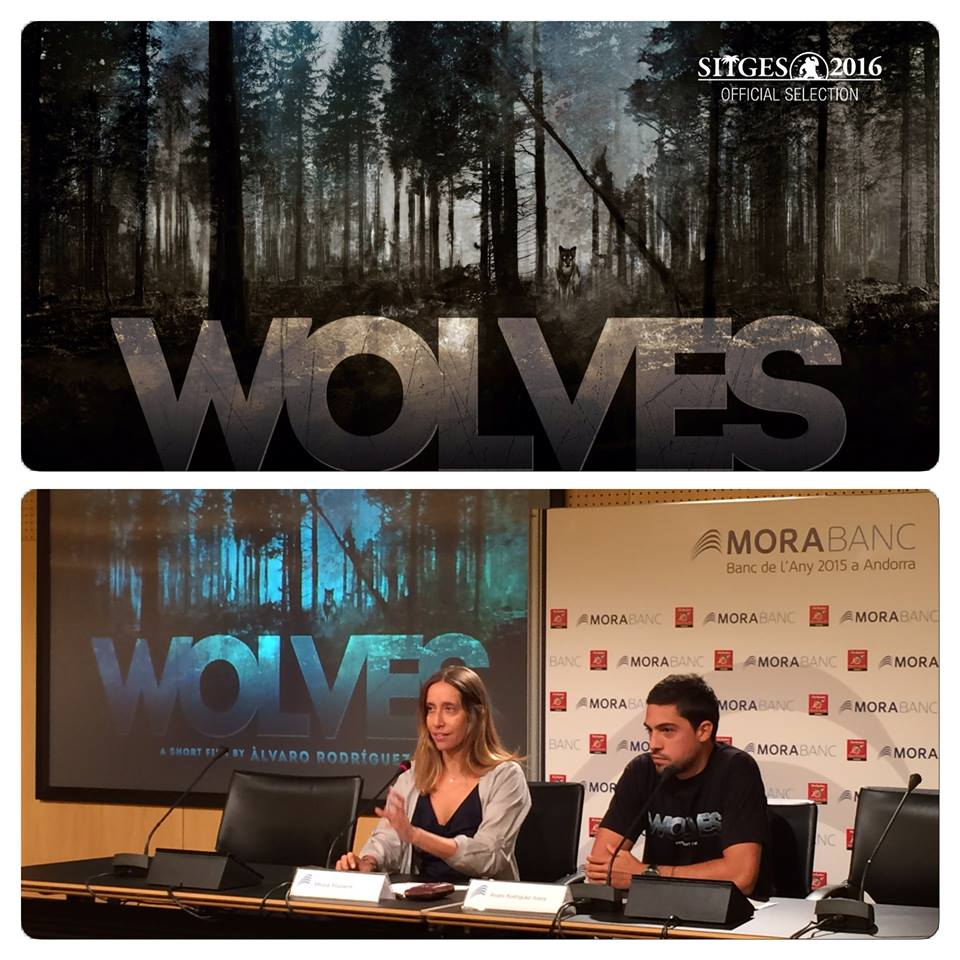 """El corto """"Wolves"""" de Álvaro Rodríguez competirá en Sitges"""
